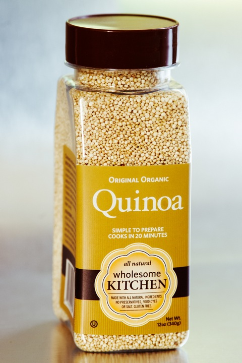 how to cook plain quinoa